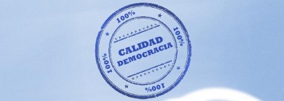 Hacia una democracia de calidad