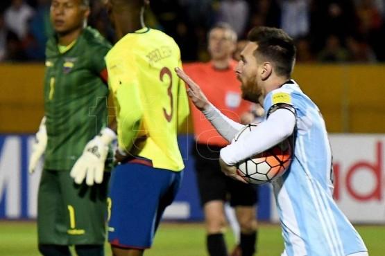 Argentina ya está en el Mundial de Rusia