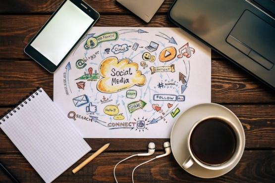 Los 4 pilares del marketing de contenido en redes sociales