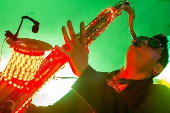 Andres Rey Sax - Saxofonista