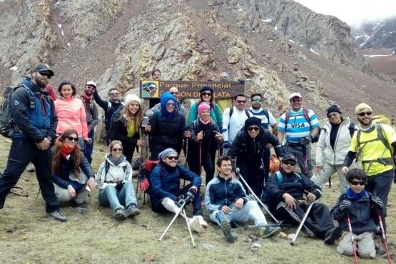 Tercera edición de Trekking Adaptado en Vallecitos