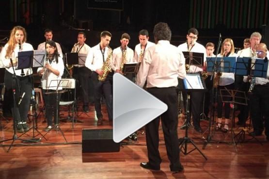 Show de Ensambles Musicales en el Leparc