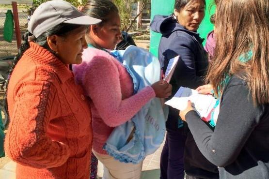 Se llevaron servicios integrales a mujeres rurales