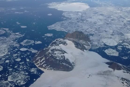 Un mendocino en la Base Marambio de la Antártida Argentina