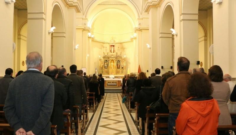 La Basílica de Luján festeja sus 160 años