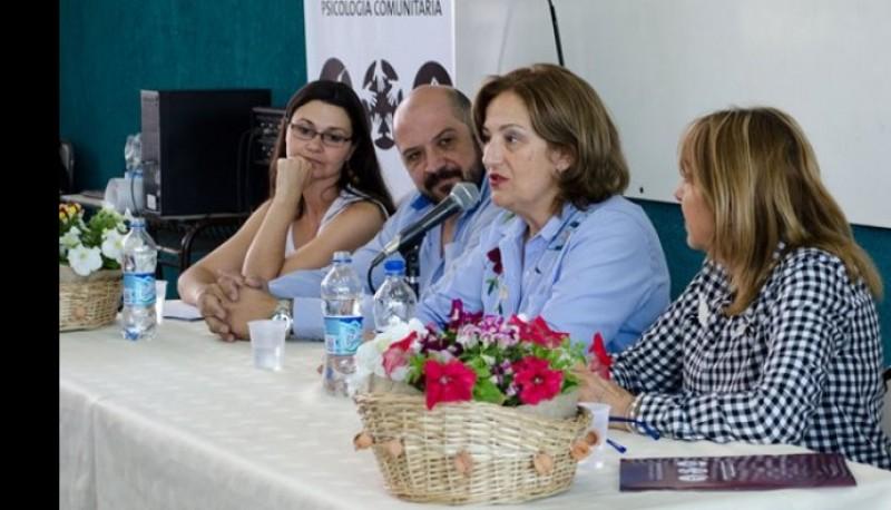 MENDOZA FUE SEDE DE UN ENCUENTRO DE PSICOLOGÍA COMUNITARIA