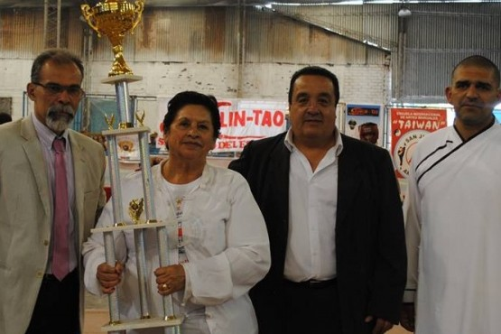 Torneo internacional de Artes Marciales
