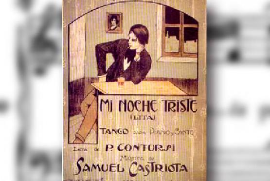100 años del primer Tango Canción