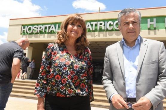 Cornejo designó a la nueva ministra de Salud