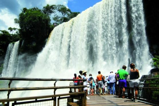 Récord histórico de turistas en el Parque Nacional Iguazú