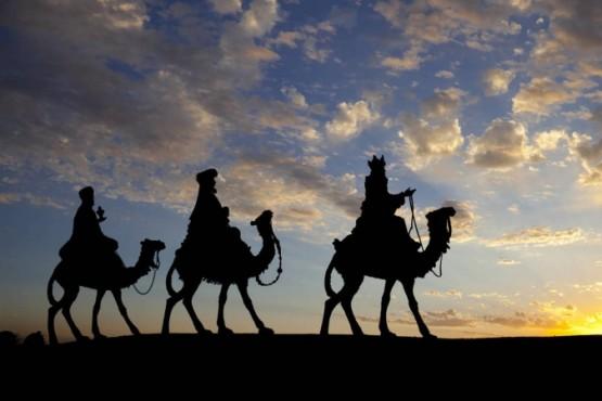 Los Reyes llegan a cada rincón de Maipú