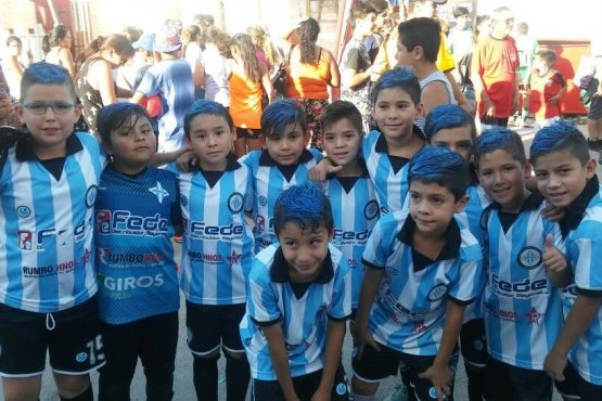 Atlético Argentino jugará el Mundialito en España