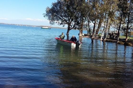 Aseguran la actividad de pesca en El Carrizal