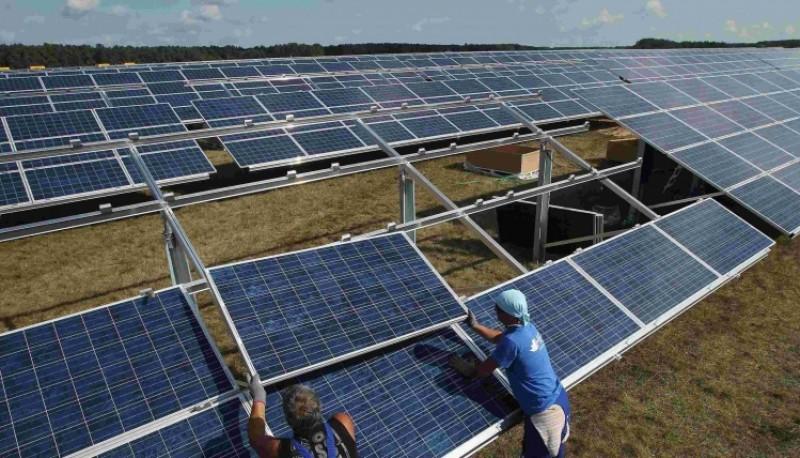 Proyectos solares, buscan financiamiento por U$S 100 millones