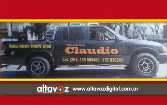 DESTAPES CLAUDIO
