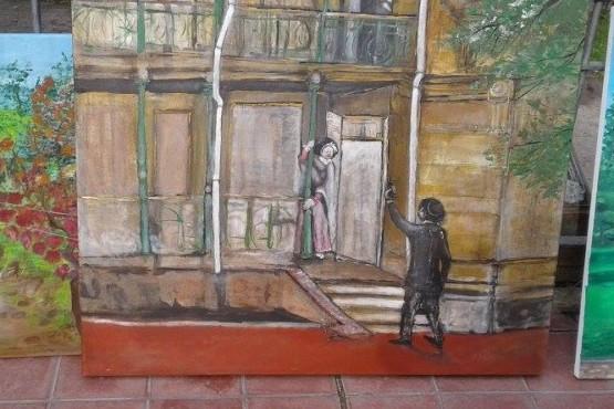 IV Encuentro Internacional de pintores