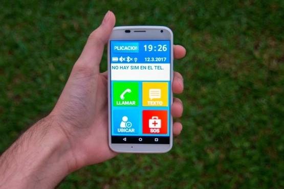 Android apps para gente mayor