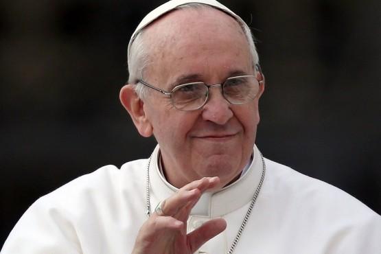 Comienzo de Cuaresma con la procesión del Papa Francisco