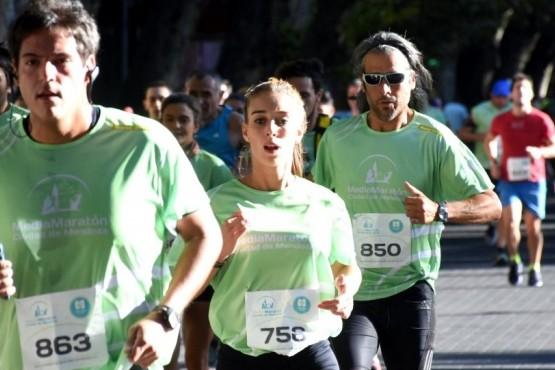 Media Maratón Ciudad de Mendoza 2018