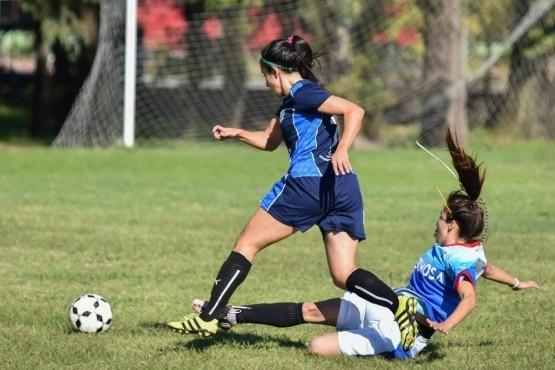 Llega a la provincia una Clínica de Fútbol Femenino