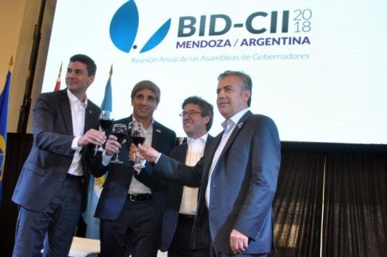 A días del inicio, conocé la agenda oficial del BID en Mendoza