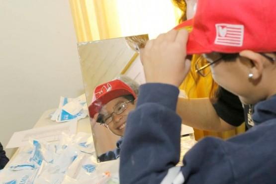 Controles oftalmológicos gratuitos para vecinos de Maipú