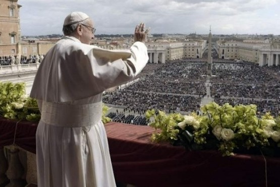 Papa Francisco renueva su llamado por la paz