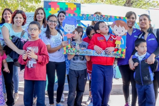 Campaña para detectar el autismo en Luján de Cuyo