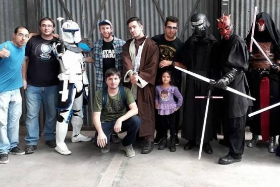 Exposición de Star Wars en la provincia de Mendoza