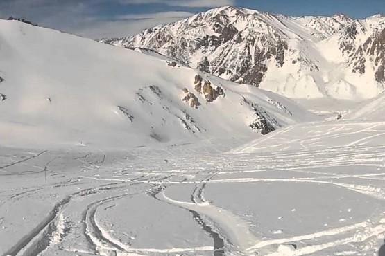 Penitentes continuará durante la próxima temporada de nieve