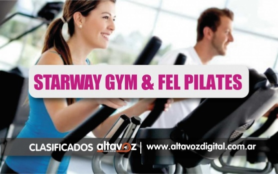 STARWAY GYM & FEL PILATES