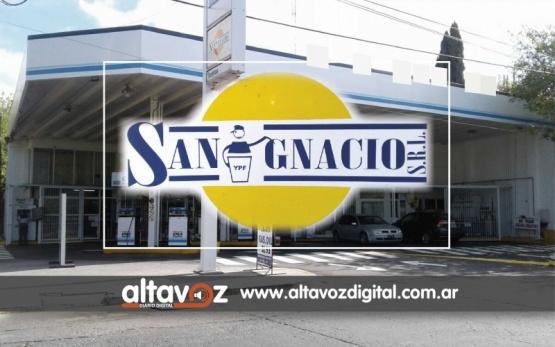 ESTACIÓN DE SERVICIO SAN IGNACIO