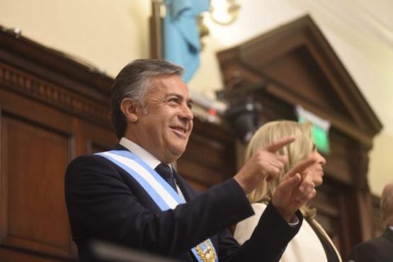 Discurso de Cornejo en la Asamblea Legislativa del 1 de mayo