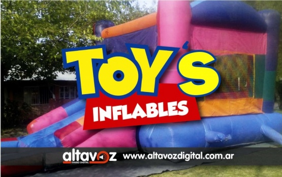 INFLABLES TOY'S