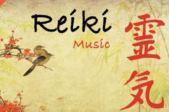 Reiki música de relajación