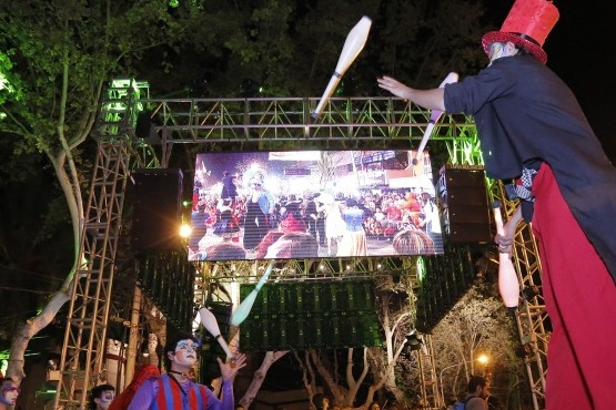 Un nuevo aniversario se festeja en Maipú