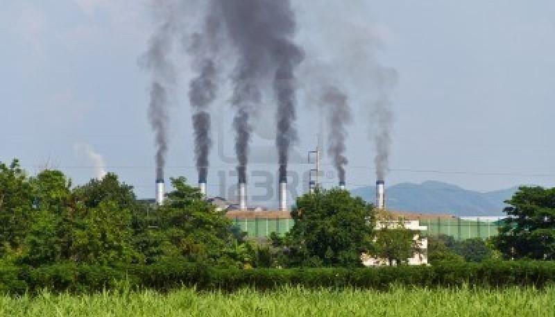 Nueve de cada diez personas de todo el mundo respiran aire contaminado