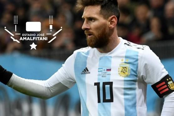 Práctica abierta de la Selección en Vélez