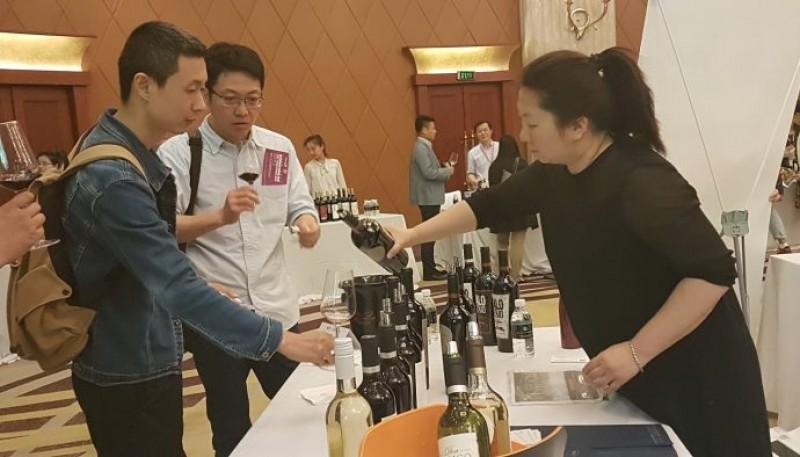 """Vinos mendocinos con gran potencial en """"el Jardín de China"""""""