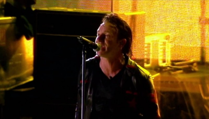 U2 - All I want is you + Streets + Mysterious Ways + Pride