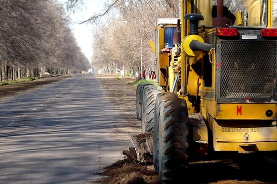 Vialidad Provincial recupera la ruta 13