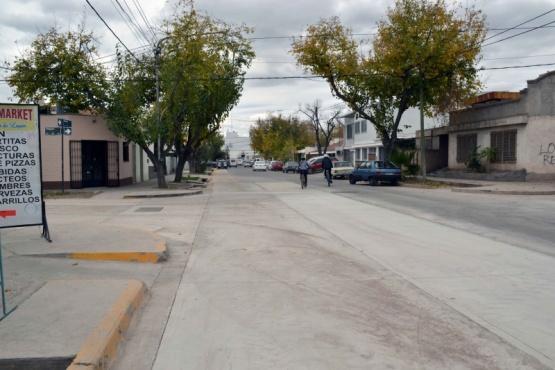 Tránsito habilitado en un cruce importante de San José