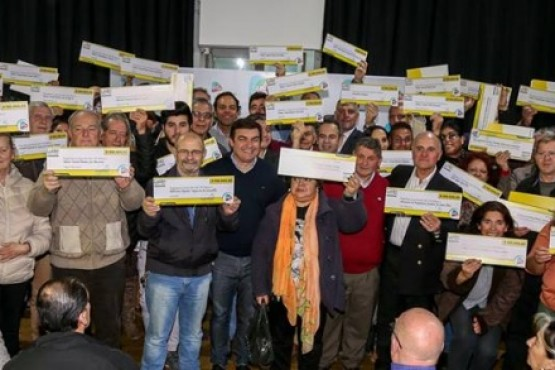 """El Municipio concluyó la primera etapa del Programa """"Luján 100x100"""""""
