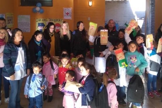 """El Municipio se encuentra desarrollando el Programa """"Luján Sin Frío"""""""