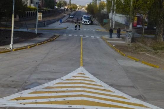 """Así es el """"nuevo"""" cruce de Urquiza y Acceso Este"""