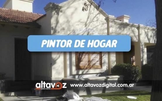 PINTOR DE HOGAR