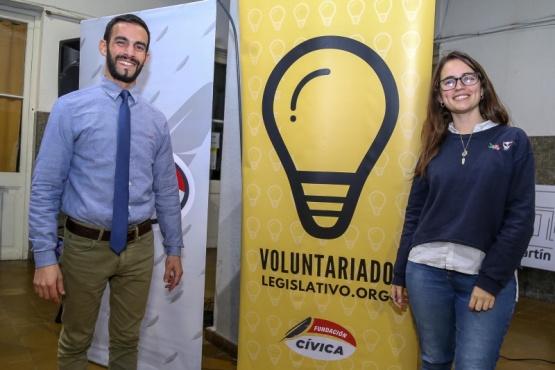 Apertura al Voluntariado Legislativo 2018