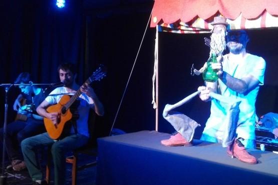 Continúa el 23 Festival Internacional de Títeres La Tía Tomasa