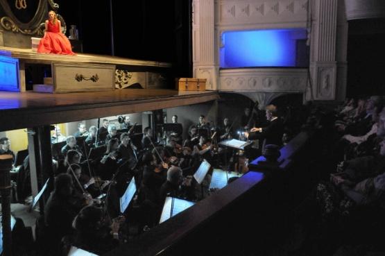 Mendoza se prepara para una nueva ópera