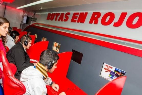 Rutas en Rojo llega a Luján de Cuyo